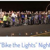 Bike the Lights - Winter Wonderland at PIR