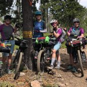 Guest post: 'Pushing On' along the Oregon Timber Trail