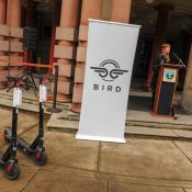 "Bird rallies with The Street Trust to get e-scooters back ""as soon as possible"""