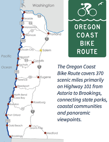 Odot Needs Your Input On Oregon Coast Bike Route Plan Update