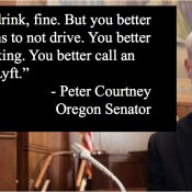 In push to save lives, Oregon Senator wants to lower DUI limit to .05