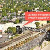 Business owner uses attorney and electeds to fight TriMet's Gideon Overcrossing project