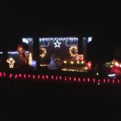 Gladstone Holiday Lights Ride