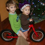 Family Biking: Share your new bike stories!