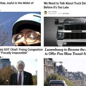 The Monday Roundup: Winter biking tips, Merkley's EV dreams, deadly trucks, Rapha woes, and more