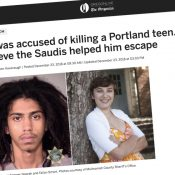 The Oregonian: Saudi government helped Fallon Smart's killer flee the US