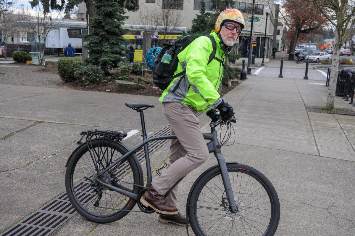 Friday Profile Milwaukie Mayor Mark Gamba Leads With Cycling And