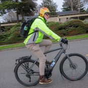 Friday Profile: Milwaukie Mayor Mark Gamba leads with cycling and climate change
