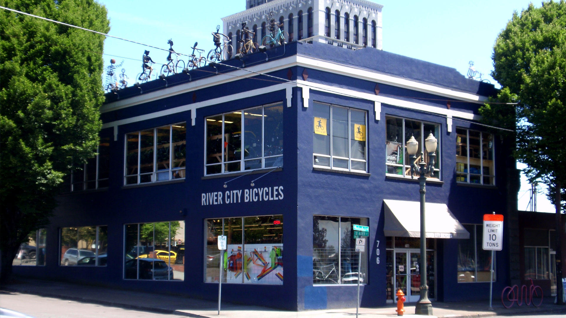 Led By The Fantastic And Friendly Folks At River City Bicycles A Portland Insution This Is Relaxed Ride Perfect For Those Just Getting Started On