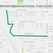 City moves forward with neighborhood greenway projects in north, east Portland