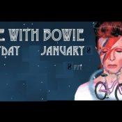 3rd Annual Bowie Birthday Ride