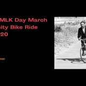Community Ride to the Reclaim MLK Day March