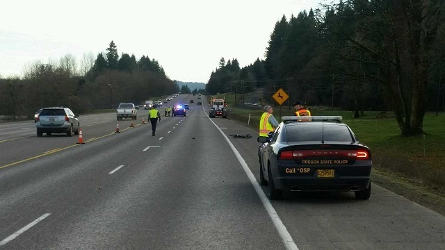 Man riding a bicycle dies in collision with truck operator on Highway 30  near Scappoose - BikePortland org