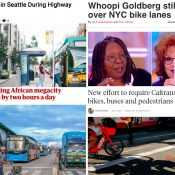 The Monday Roundup: E-bike fire, freeway lids, Whoopi Goldberg, and more