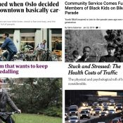 The Monday Roundup: Black Kids on Bikes, Islabikes for older people, 'surveillance capitalism' and more