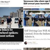 The Monday Roundup: Baller bikes, cycling cheat sheet, car ad comedy, and more