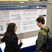 TRB Dispatch: Portland's transit equity research and poster sessions