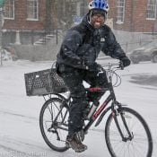 Don't fear the frozen sunshine; embrace it! (Inspiration and tips for snowmageddon)