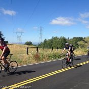 County shares plans to address cycling safety during major road closure