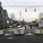 Let PBOT know what you think of changes to Lincoln-Harrison Neighborhood Greenway
