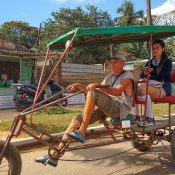 Guest post: 'Bicitaxis' and the streets of Cuba