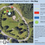 Route Advisory: Closures and construction coming to road atop Council Crest
