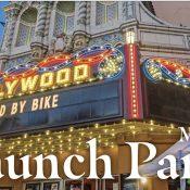 Filmed by Bike Launch Party