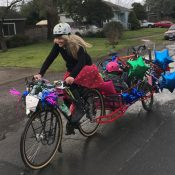 Family Biking Column: My recap of the Worst Day of the Year Ride
