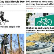 The Monday Roundup: Bicycle Day, DC defends bike lanes, e-bikes' mental health boost, and more