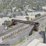 Opposition overcome, TriMet will break ground on Gideon Overcrossing this spring