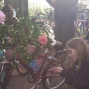 Kidical Mass - St. Patrick's Day Parade