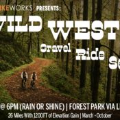The Wild West Gravel Ride Series