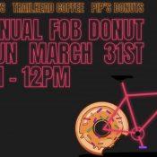 3rd Annual FOB Donut Ride