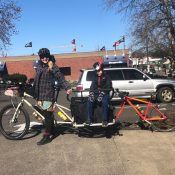 Family Biking: First impressions of the Surly Big Easy electric cargo bike