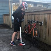 Family Biking: A tire pumping primer