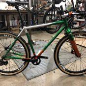 Portland area bike companies in Sacramento for North American Handmade Bicycle Show