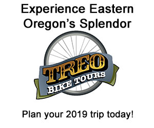 Treo Bike Tours Eastern Oregon