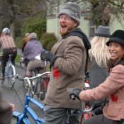 Weekend Event Guide: Goldsprints, Tweed Ride, Outer Powell Groundbreaking, and more