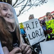 At memorial rally for Lori Woodard, PBOT releases new crash response protocol