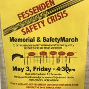 Fessenden Safety Crisis Memorial Walk