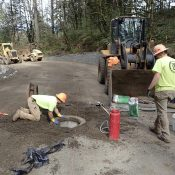 County says NW Newberry Road could re-open in a few weeks