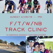 Track Clinic (W/T/F/NB only)