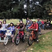 No school on Bike to School Day, let's rally with 'Red for Ed' instead