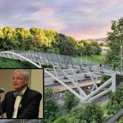 Sullivan's Crossing Bridge will be named in honor of Congressman Earl Blumenauer