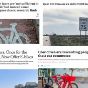 The Monday Roundup: Protected by law, speed research, Walmart's new bikes, and more
