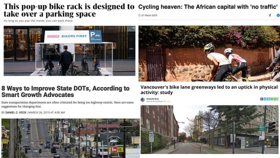 The Monday Roundup: Cycling paradise in Africa, stick shifts for safety, and more