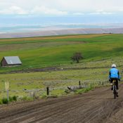 Cycle Oregon's 'Gravel' goes east into wide open Wasco County