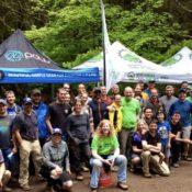 Trail Stewardship Day at Stub Stewart State Park