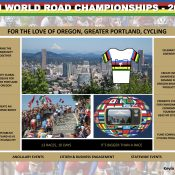Momentum builds as Portland preps bid for UCI Road World Championships