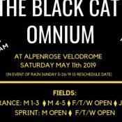 The Black Cat Omnium (track race)